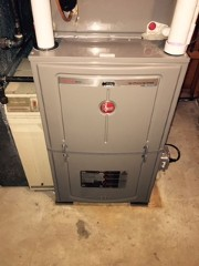 Rheem Air Handler