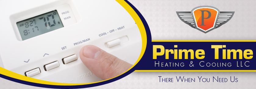 Prime Time Heating& Cooling LLC