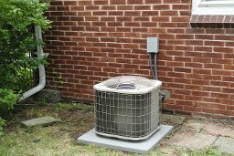 Outside AC Unit