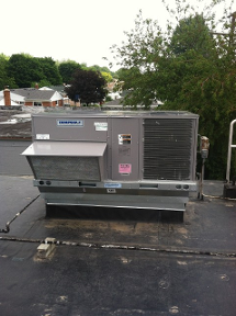 Roof AC Unit